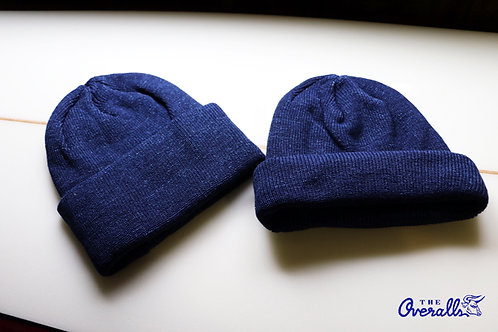 """INDIGO WATCH CAP NO TAG""  THE UNION / THE OVERALLS"