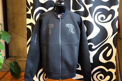 "Ralph Lauren / POLO ""Bonded jersey jacket"""
