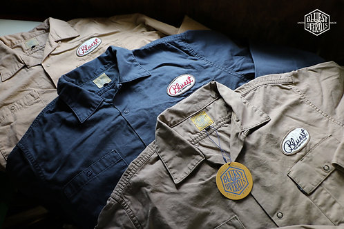 """BLUEST WORK L/S SHIRTS""  THE UNION / THE BLUEST"