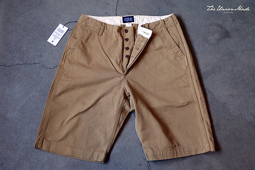 """CHINO'S SHORT PANTS""  THE UNION / THE FABRIC"