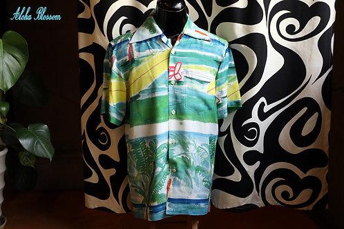 """""""SUMMER TIME SHIRTS"""" Aloha  Blossom"""