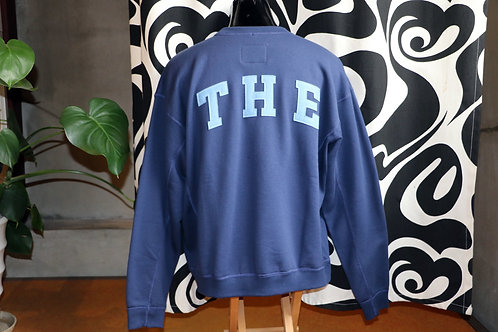"""BACK THES CREW SWEAT"" THE UNION/THE FABRIC"