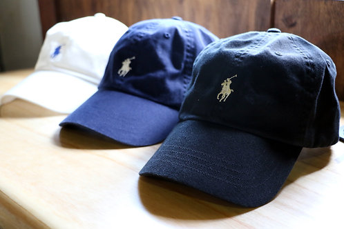 "Ralph Lauren / POLO ""CHINO BB CAP"""