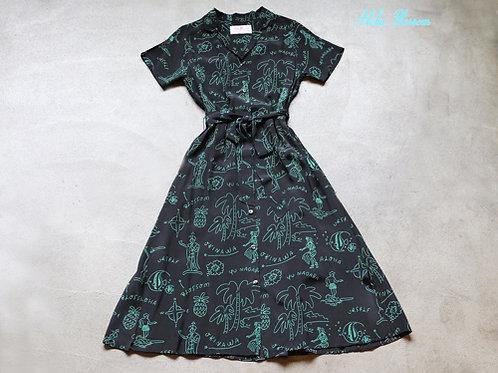 """""""HAWAIIAN DRESS"""" Aloha Blossom / アロハブロッサム"""