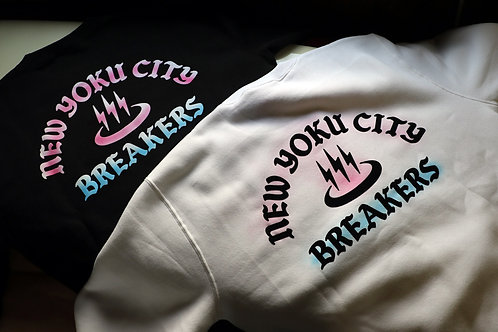 """NEW YOKU""  CITY BREAKERS CREW SWEAT  THE UNION / THE UNIIN"