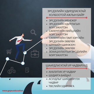 ACCA Careers in Mongolia