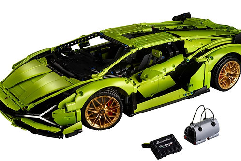 42115 LEGO Technic Lamborghini Sian FKP 37