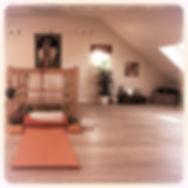 <Studio de Yoga Satya Brabant Wallon>