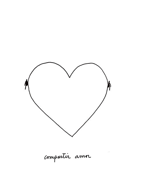 Compartir amor