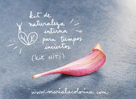 Kit de Naturaleza Interna para Tiempos Inciertos
