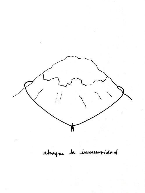 Abrazar la inmensidad