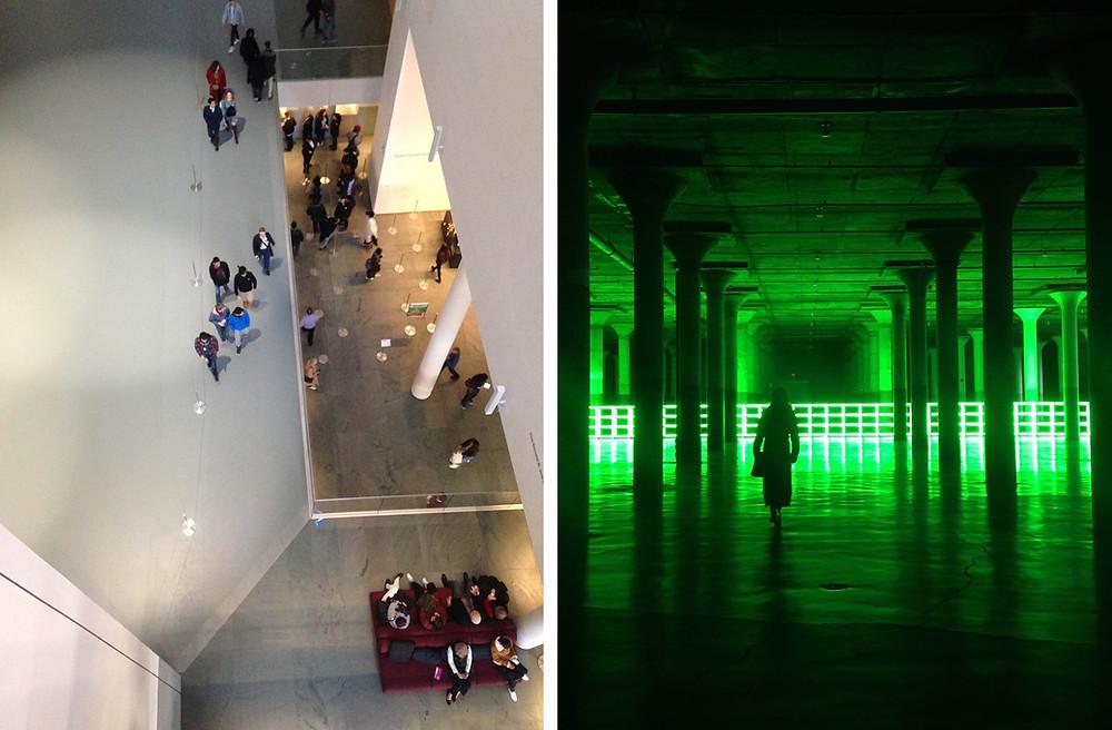 MoMA NY v/s Dia:Beacon