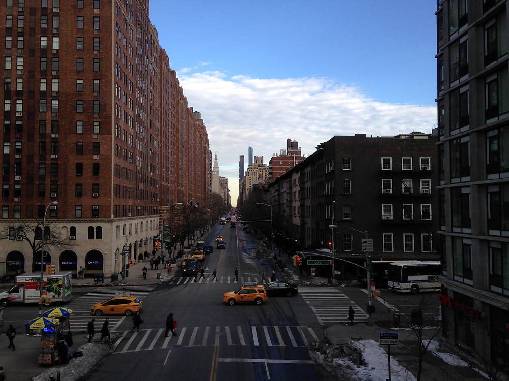Perspectiva desde High Line