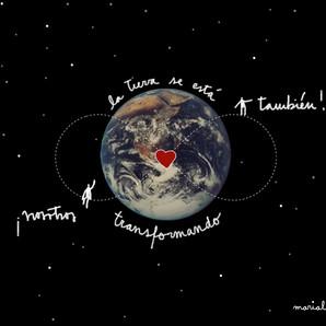 La Tierra se está transformando y nosotros también