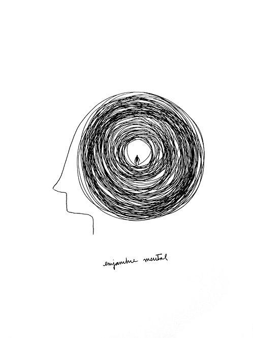 Enjambre mental