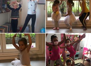 ⭐️ Nos Danseurs Confinés : Episode 1 ⭐️