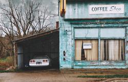 corvette coffee shop