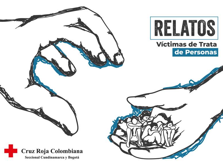 Cruz Roja Bogotá lanza campaña #TrataDeNoCaer para prevenir la Trata de Personas