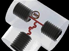 3D Serpentine Micromixer