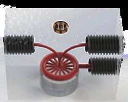 In-Situ Mixer Flow-Cell
