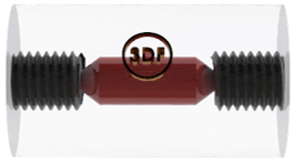 Dumbbell pre-concentrator