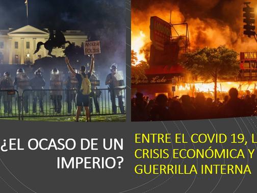 LA TEORÍA DEL CAOS Y ¿EL OCASO DE UN IMPERIO?