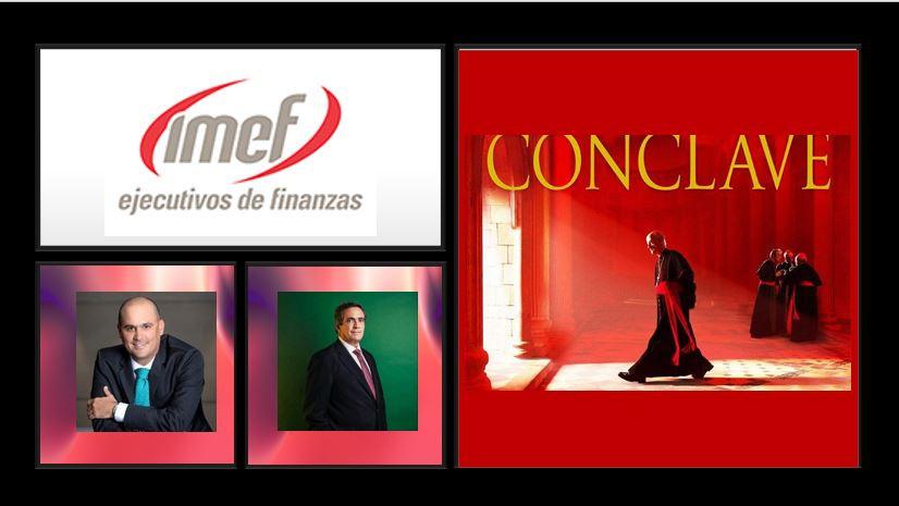 EL CÓNCLAVE DEL IMEF (CONSEJO CONSULTIVO NACIONAL) SE REUNIÓ PARA ELEGIR AL PRESIDENTE NACIONAL 2020
