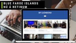 BFI     Vit eita nú BLUE FAROE ISLANDS 😀