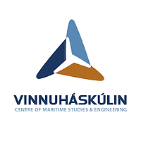 Vinnuhaskulin Vinnuháskúlin logo.png