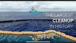 FØROYSKA SJÓMANSMISSIÓNIN  |  Føroyingur við til at savna plast upp úr havinum