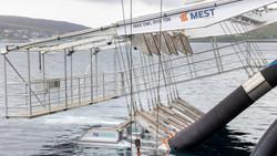 MEST SHIPYARDS  |  Farming Service Vessel to Scottish Salmon Company