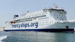 MERCY SHIPS  |  Nýggja samstarvsavtalu við Danske Maritime