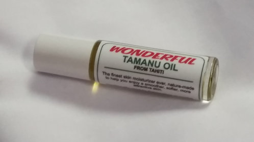 Tamanu Oil 1/3 oz bottle