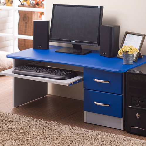 T117  新和室電腦桌附抽屜