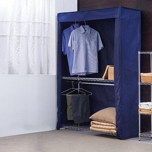 波浪衣櫥架120x45x180
