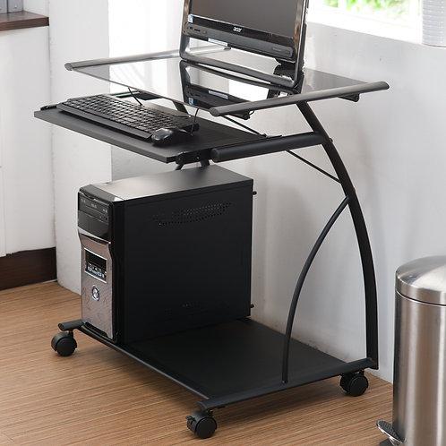 T120  雅痞風弧形電腦桌