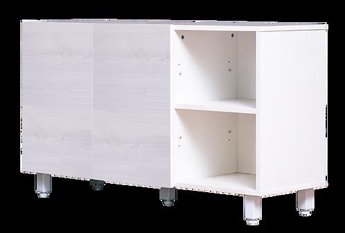 KD1893   森林立方-雙門一空系統收納櫃