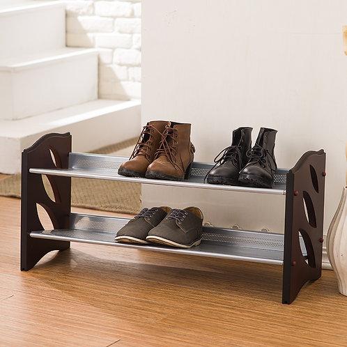 古典可疊式鞋架