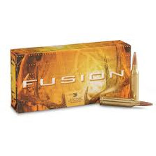 Federal Fusion .243 95gr Soft Point