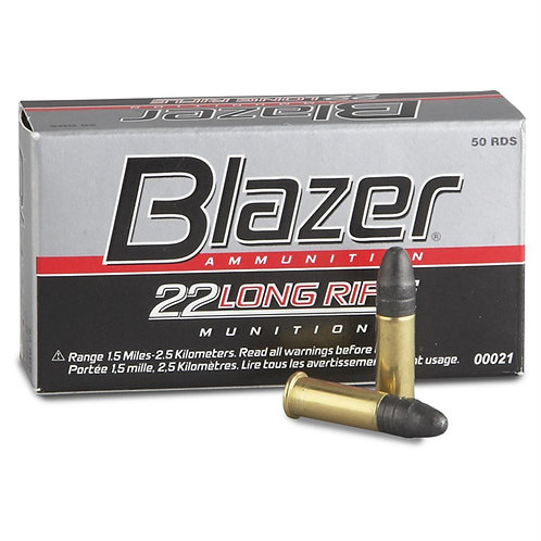 CCI Blazer .22lr  (Per 1000)