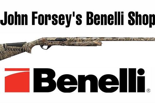 Benelli Super Black Eagle 3 in Max-5 Left Hand Camo