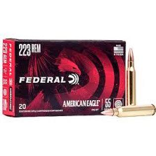 Federal .223 American Eagle 55gr FMJ