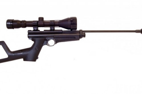Crosman Ratcatcher XL with Silencer