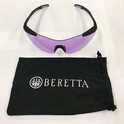 Beretta Value Shooting Glasses (Purple)
