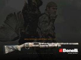Benelli Super-Nova in Max-5 Camo