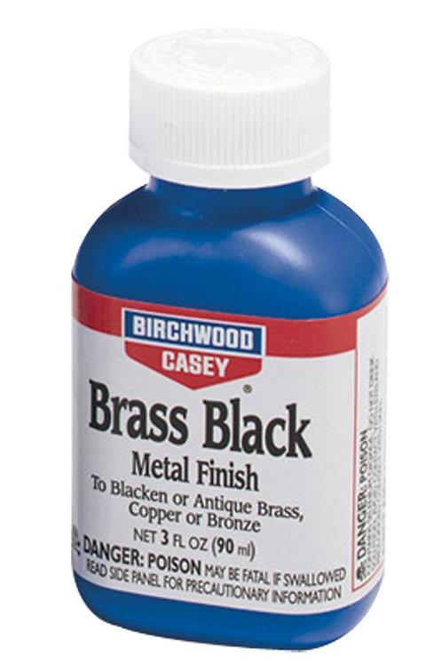 Birchwood Casey Brass Black (Gun Blue)