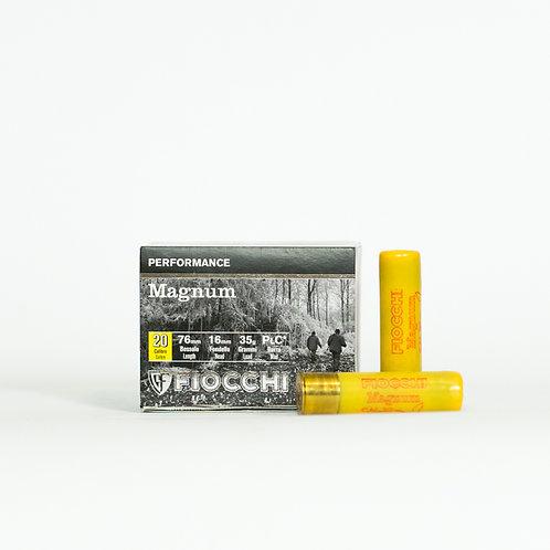 Fiocchi Magnum 20 Gauge 35 Gram Plastic Price Per 1000