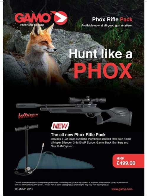 Gamo Phox Package