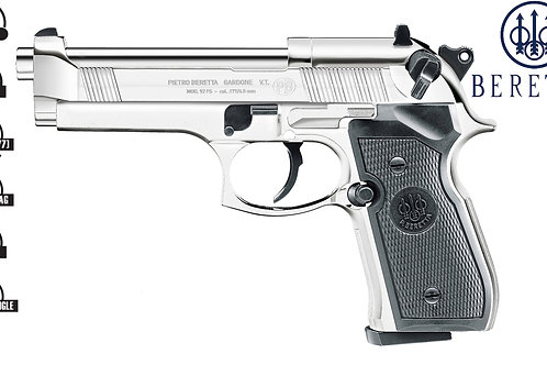 Beretta M92 FS Polished Chrome