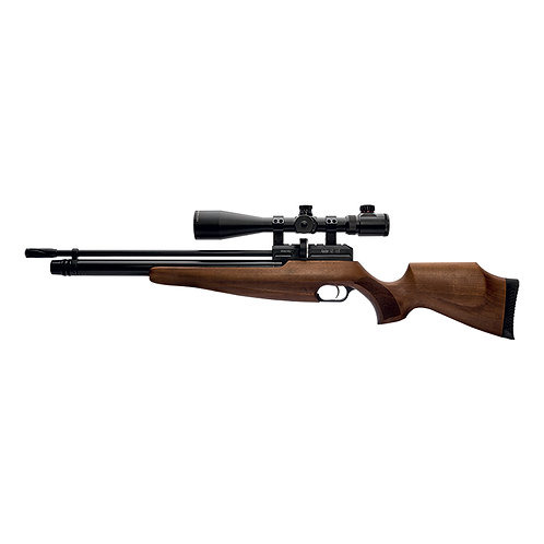 WEBLEY RAIDER 12 PCP AIR RIFLE WOOD